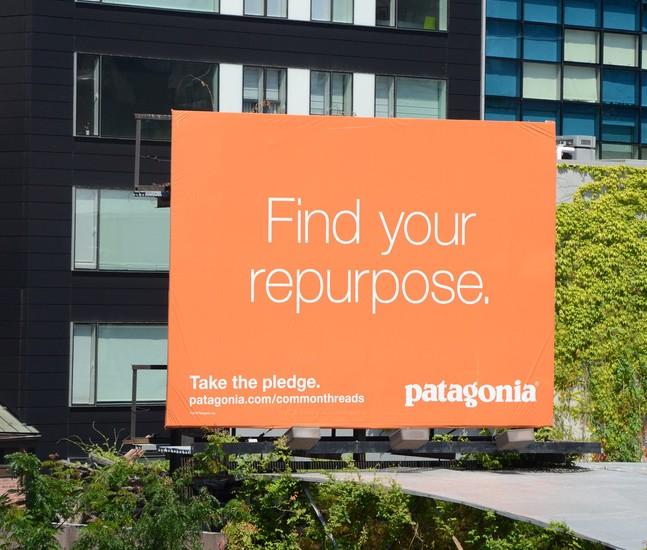 Find your repurpose.